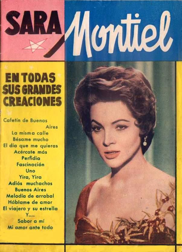 Sara Montiel Sus Películas